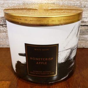 Honeycrisp Apple Candle
